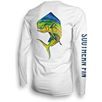 Southern Fin Apparel Long Sleeve Fishing T-Shirt for Men...