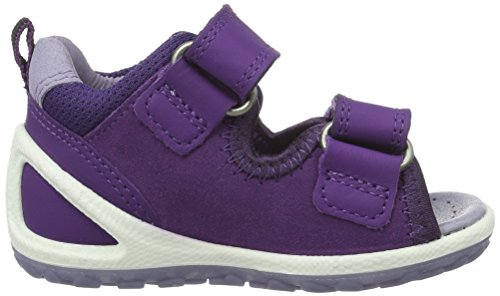 ECCO Lite Infants Sandal, Botines de Senderismo para Bebés Morado (50375imperia Purple/imp.p/light Purple)