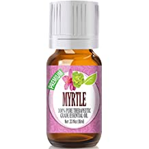 Myrtle 100% Pure, Best Therapeutic Grade Essential Oil - 10ml