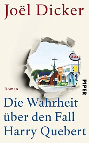 - Die Wahrheit über den Fall Harry Quebert: Roman (German Edition)