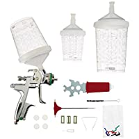 SATA SAT170209 Spray Gun (SATAjet 4000 B HVLP Standard with 1.4mm Nozzle and RPS Cups)