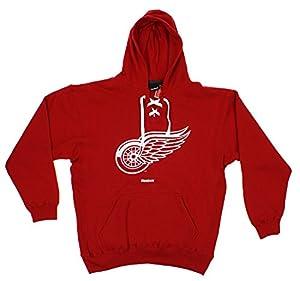 NHL Men's Primary Jersey Pullover Hoodie, Team Variation