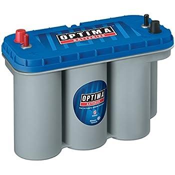 Optima Batteries 8016 103 D34m Bluetop