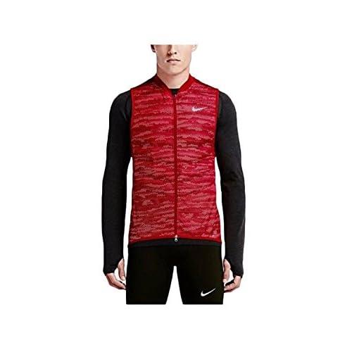 on sale Nike Aeroloft Flash Jacket Men s Running Reflective Vest ... f8c5d1dfd