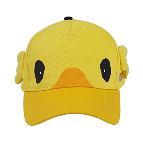 Chocobo Costume (Xiao Maomi Yellow Hat Lovely Halloween Cosplay Cap Costume Accessories (One size, Yellow))