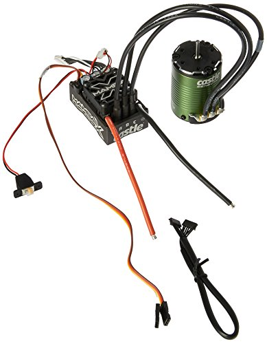 Castle Creations Mamba X Sensored 25.2V WP ESC & 1406-4600Kv Combo