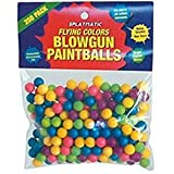 Palco Sports PB4250A Paintballs Assorted 250pc Bag