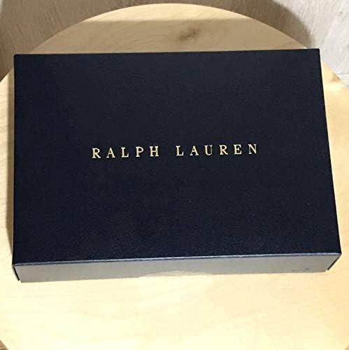 ラルフローレン RALPH LAUREN タオルハンカチ 6枚セット ハンカチタオル 箱入&紙袋付 父の日ギフト チェック ボーダー