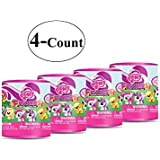 My Little Pony Fash'Ems (choices may vary) Blind Pack Capsule - 4 Pack (4 Capsules per order)