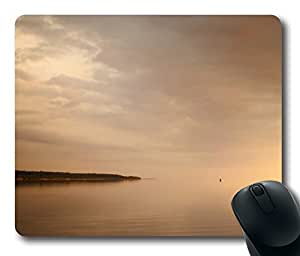 Land And Sea Mouse Pad Desktop Laptop Mousepads Comfortable Office Mouse Pad Mat Cute Gaming Mouse Pad