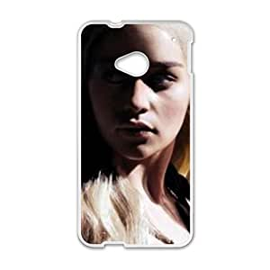 Happy Fire Blood Design Personalized Fashion High Quality Phone Case For HTC M7