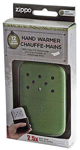 GREEN HAND WARMER