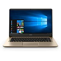 Huawei MateBook D Signature Edition 15.6 Laptop, Office 365 Personal Included, 8GB+1TB / Intel Core i5 / GeForce 940MX (Champagne Gold)
