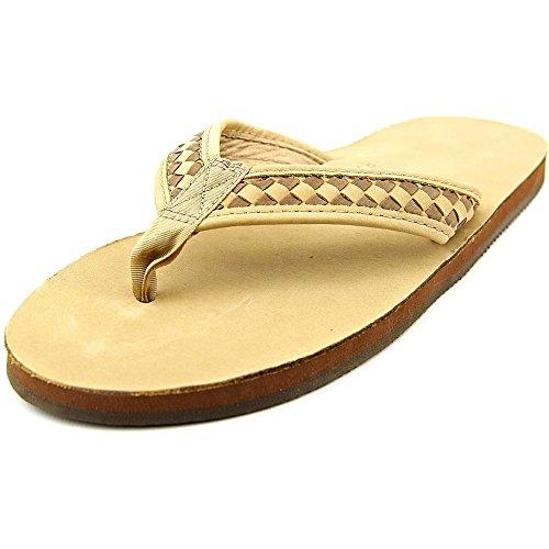 Rainbow Sandals Mens Bentley Sandals, Sierra/Dark Brown, Medium (8.5-9.5) Mens Rainbow Sandals