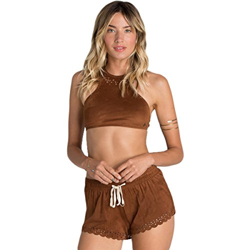 Billabong Womens Summer Suede 2in Vol Boardshort Large Desert Daze