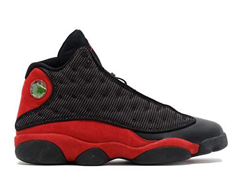 ツインドラッグ仮定ナイキ(NIKE) AIR Jordan 13 Retro 2013 メンズ 414571-010 Bred Basketball スニーカー (30cm) [並行輸入品]