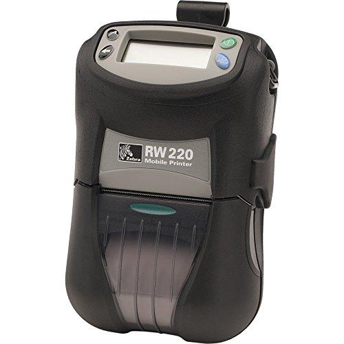 Mobile Rw220 Zebra Printer - Zebra RW220 R2A-0UMA010N-00 Mobile Printer
