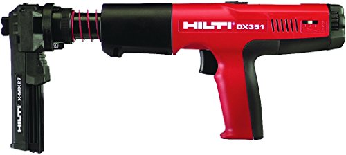 Hilti 3497176Kit DX 351 + X-C 20 MX + 6.8/11 M Y 16k by HILTI