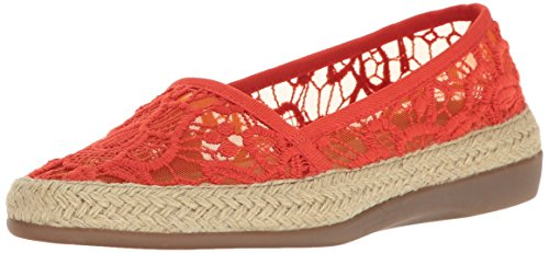 Women's Report Aerosoles Slip Loafer Coral on Trend U4FHWqnvF