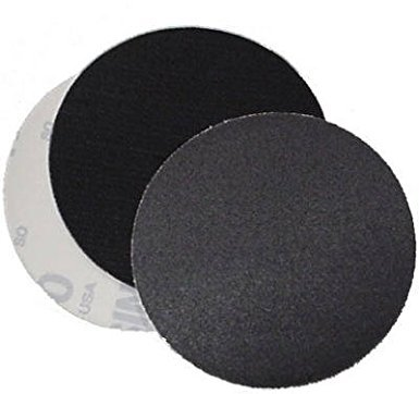 100 grit 6'' Virginia Abrasives Hook and Loop disc for U-Sand, box of 50