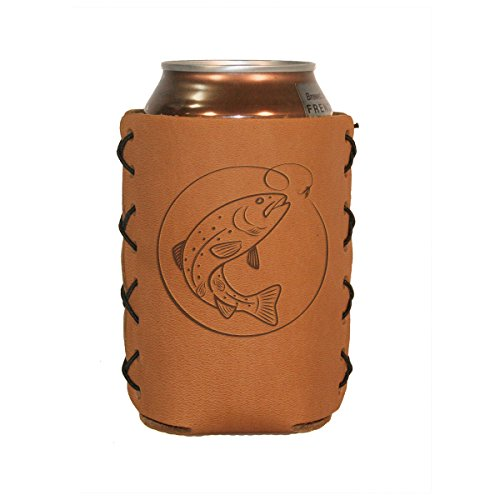 Fish Hook Cooler Leather Fishing product image