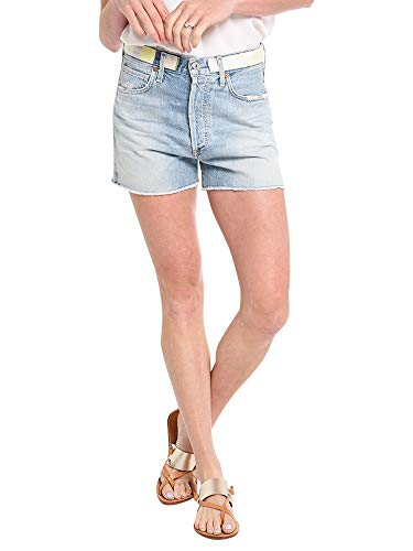 Rise Citizens Of Humanity High (Citizens of Humanity Women's High Rise Cutoff Shorts)