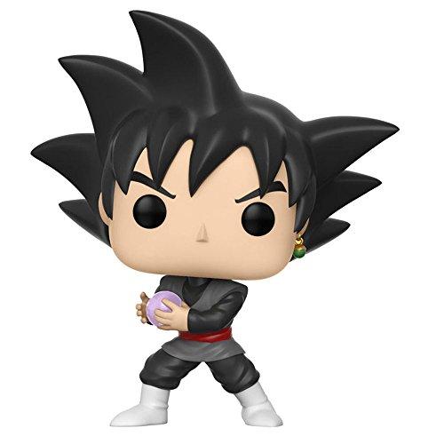 Funko Pop! Animation: Dragon Ball Super - Goku Black Collectible Figure]()