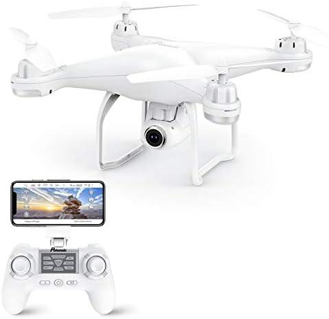 Potensic Quadcopter Adjustable Wide Angle Altitude