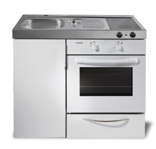 Mini de cocina single Cocina compacta Cocina Oficina Cocina ...