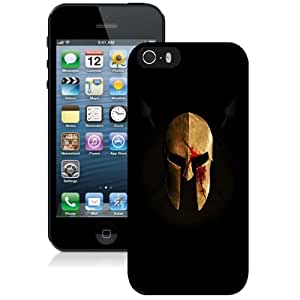 New Personalized Custom Designed For iPhone 5s Phone Case For Bloody Helmet Phone Case Cover
