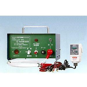 電気牧柵器本器 屋内設置家庭用100V式 DAC-20 B00352QJ5K
