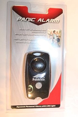 Amazon.com: Squeeze Button Personal Safety/Panic Alarm Device With ...