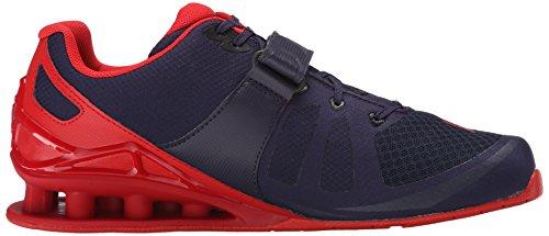 Inov-8 Men's Fastlift™ 325-M Cross-Trainer Shoe, Navy/Red, 12 M US Photo #5