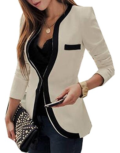 Slim Blazer Jacket - 1