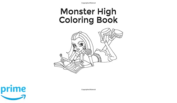 Opinion you monster high drawings characters simply