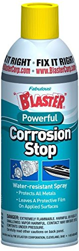 B'Laster 12 Oz. Aerosol Corrosion Stop Protectant - Lot of 6