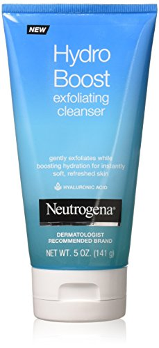 Neutrogena Hydro Boost Exfoliating Cleanser 5 Ounce (147ml)