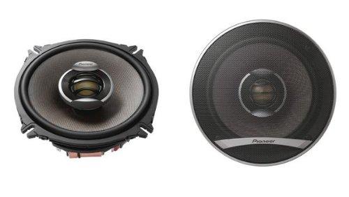 Pioneer TS-E1702is 2-Wege Koaxial Auto-Lautsprecher (17 cm Wooferdurchmesser, 280 Watt, 4 Ohm, zweilagiger IMX Aramid & Basaltfaserkonus) 16cm Autolautsprecher Einbau