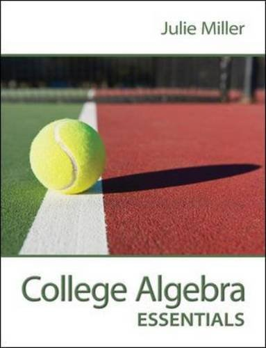 College Algebra Essentials - In Pa Shopping State College