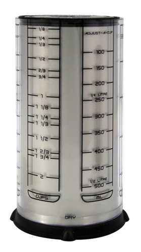 KitchenArt Pro 55210 Adjust-A-Cup 2-Cup Measuring Cup