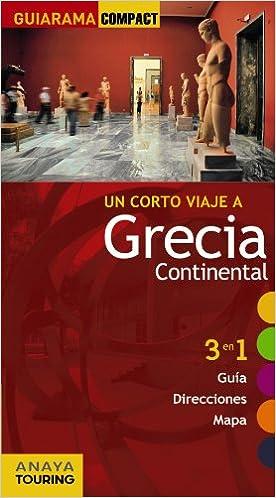 Grecia continental (Guiarama Compact - Internacional): Amazon ...