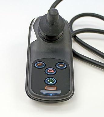 Nuevas soluciones d51112 4 clave VSI hoverround MPV5 Joystick de control para silla de ruedas: Amazon.es: Amazon.es