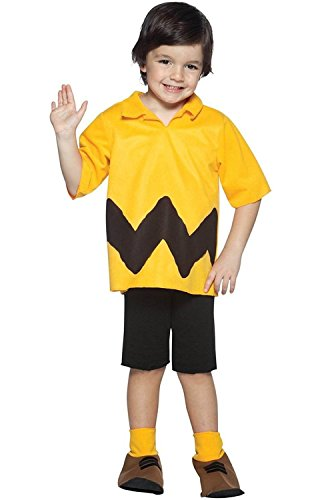 PEANUTS CHARLIE BROWN KIT (Charlie Brown Costume Baby)