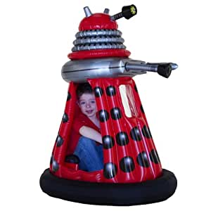 Dr Who 6v Electrical Powered Red Dalek Ride on