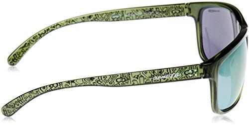 Gafas Arnette Hombre Verde de Transparente Booger Green Sol para Sf5xfRqw