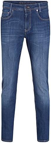 MAC Herren Jeans MACFLEXX 0518 deep Blue Authentic wash H554