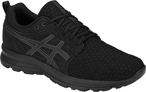 ASICS 1021A124 Men's Gel-Torrance Running Shoe, Black/Black - 10.5 D US