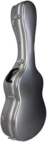 Estuche ABS para Guitarra Clásica, Cibeles (Plateado): Amazon.es: Instrumentos musicales