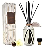 Best Diffuser Sticks - Smoked Vanilla Bean Reed Diffuser Set by LOVSPA Review