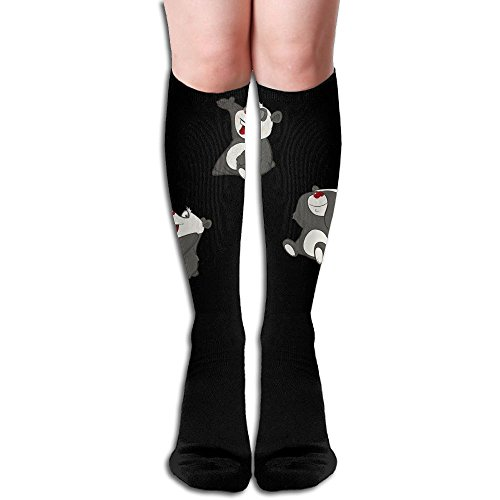 Long Stocking Panda Family Women's Over Knee Thigh Winter Warm Sexy Stocks Knitting Welt